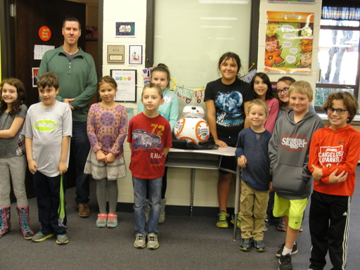 Goodings grove pumpkin penny wars raise 1 795 for for Fish food pantry